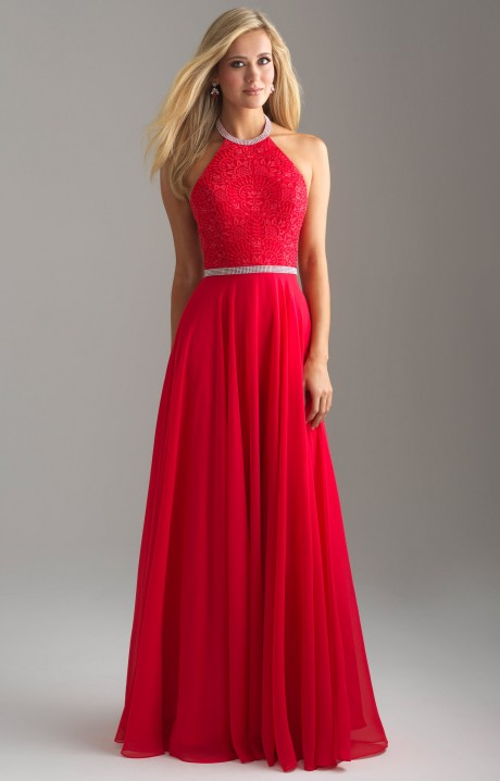 Red Prom Dresses