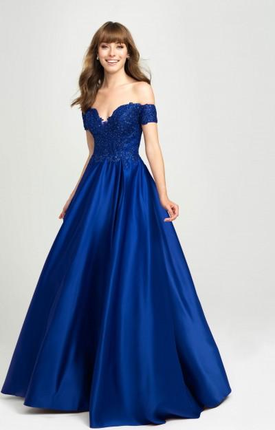 Blue Formal Dresses for Weddings