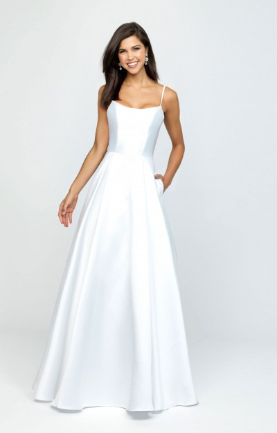 White Prom Dresses - Formal, Prom, Wedding White Prom ...