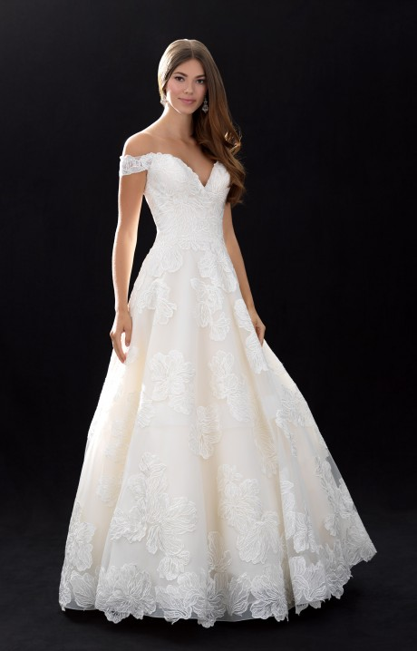Mj410 Madison James Bridal