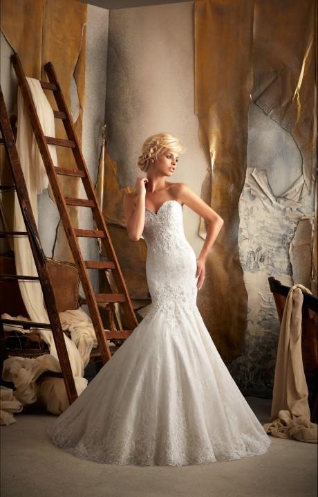 Mori Lee Bridal 1905 Wedding Dress