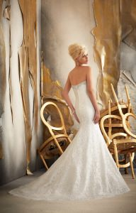 Mori Lee Bridal 1918 Wedding Dress