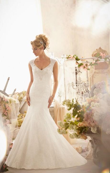 Mori Lee Bridal 2604 Wedding Dress