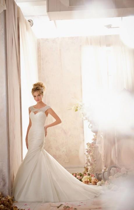 Mori Lee Bridal 2612 Wedding Dress