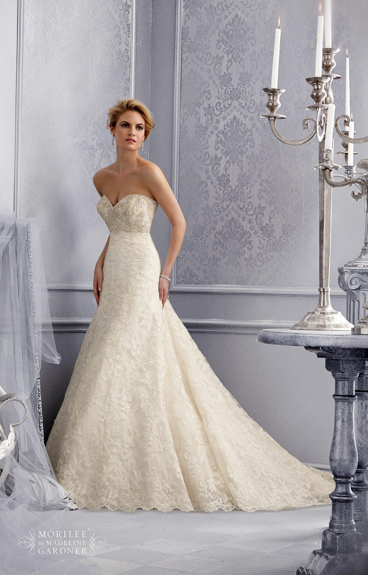 Bridal by mori lee item 1964 by bridal by mori lee fall 2013 mori lee