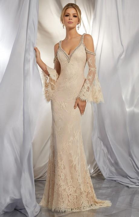 Mori Lee Bridal 6865 Wedding Dress - Part of the Mori Lee Voyage ...