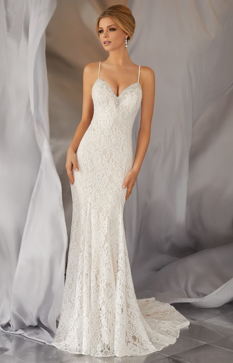 Mori Lee Bridal 6868 Wedding Dress Part Of The Voyage Collection
