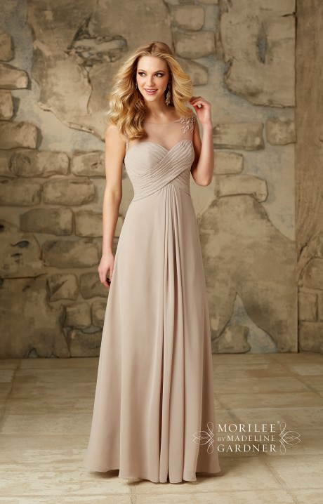 07453d6fb2f6 Mori Lee Bridesmaid 106 - 2019 Bridesmaid Dress