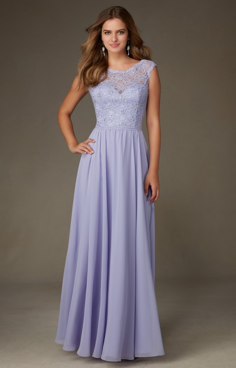 d4310192b6b Mori Lee Bridesmaid 125 - 2019 Bridesmaid Dress