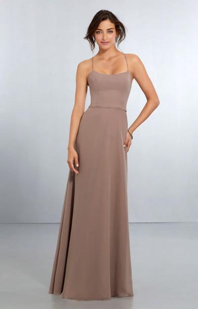 6625afc95aa Chiffon Bridesmaid Dresses - Formal