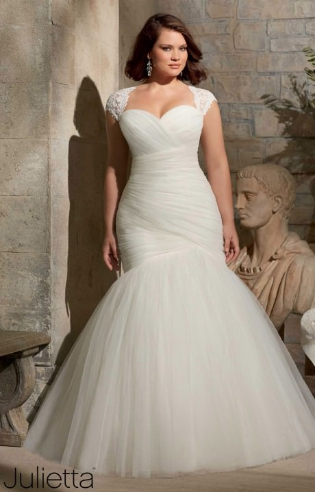 Plus size wedding dresses formal prom wedding plus size 3176 mori lee bridal junglespirit Images