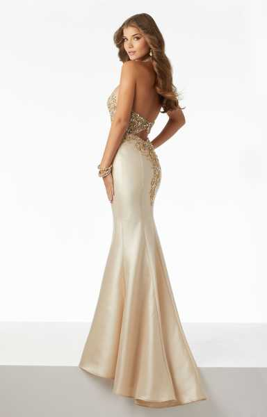 Mori Lee Prom 42025 Formal Dress Gown