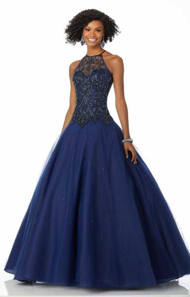 Mori Lee Prom 42068 Formal Dress Gown