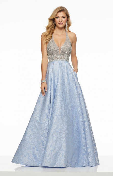 Morilee Prom 43010 Formal Dress Gown