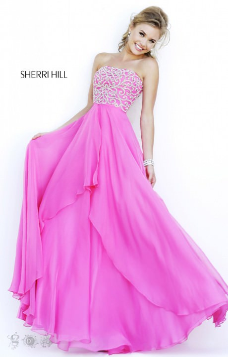 Sherri Hill 8554 Formal Dress Gown