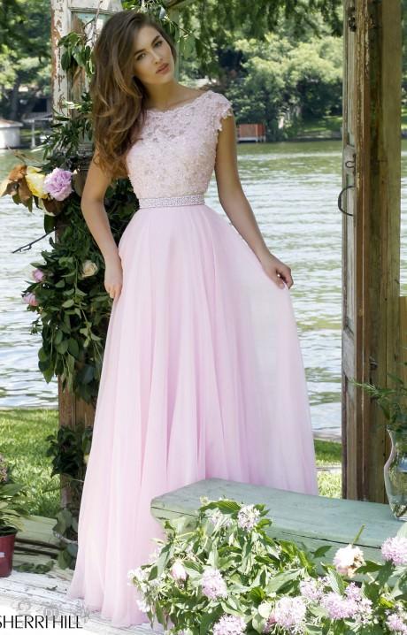 Sherri Hill 50041 Formal Dress Gown