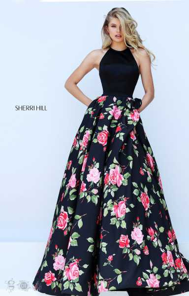Sherri Hill 50333 Formal Dress Gown