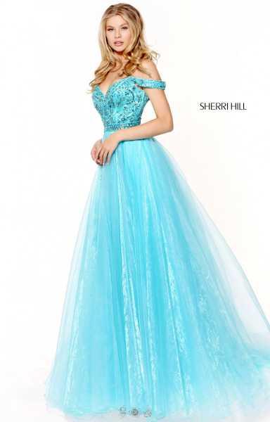 sherri hill 50832 formal dress gown