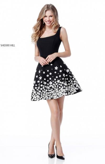 Black White Prom Dresses - Formal, Prom, Wedding Black White Prom ...