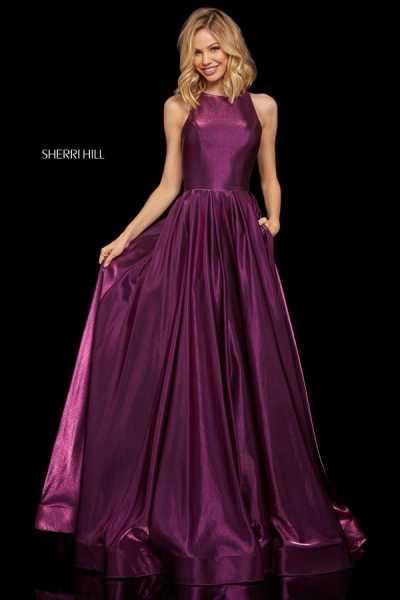 Sherri Hill 52958 Formal Dress Gown