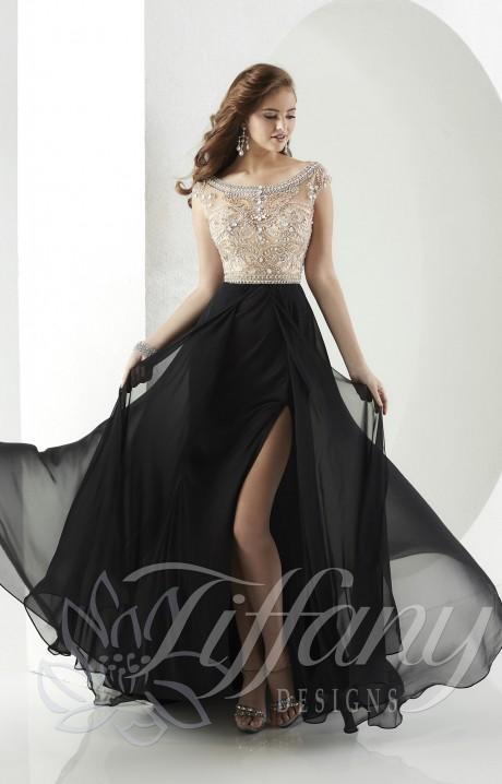 Tiffany Designs 16148 Formal Dress Gown