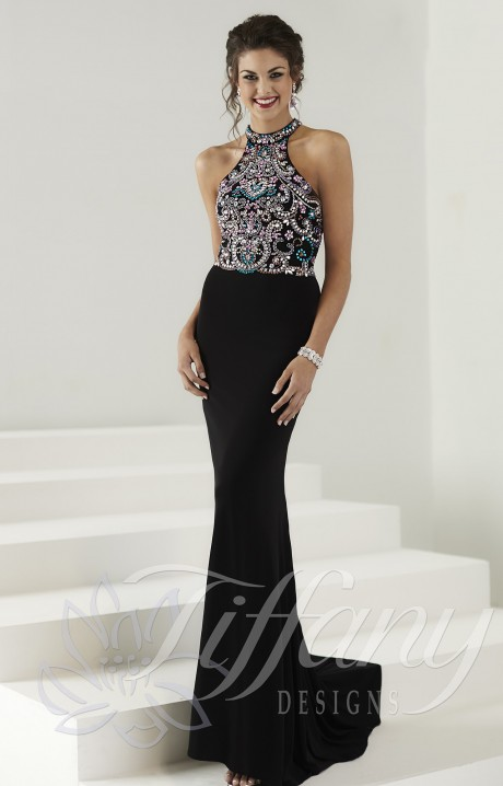 13cd2a79d2 Tiffany Designs 16176 Formal Dress Gown