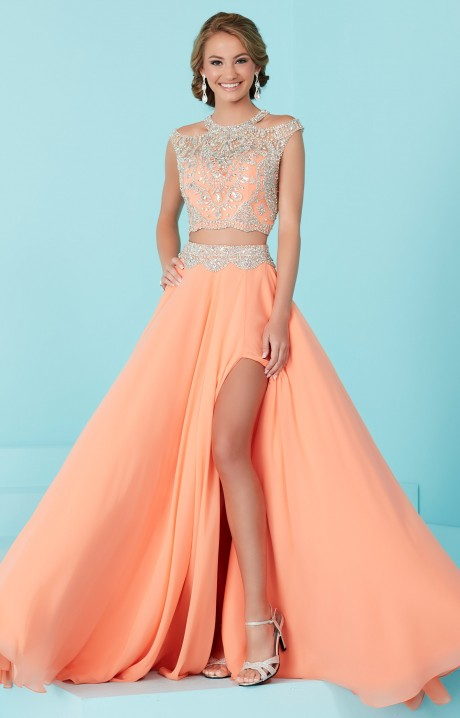Orange Prom Dresses - Formal, Prom, Wedding Orange Prom Dresses 2017