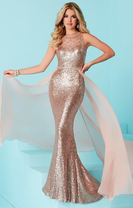 Elegant Prom Dresses A-line Straps Royal Blue Beading Long