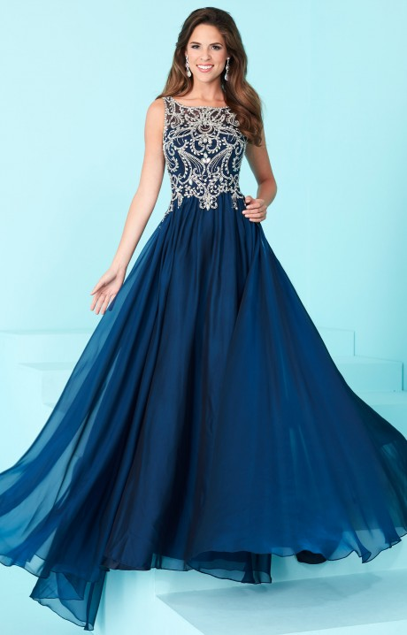 Tiffany Designs 16222 Formal Dress Gown