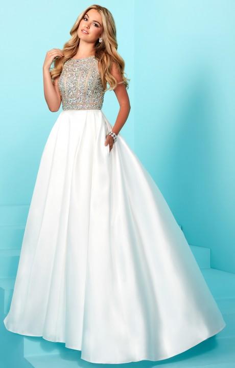 Tiffany Designs 16253 Formal Dress Gown
